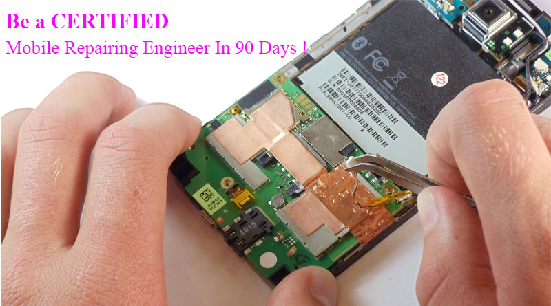 Mobile Repairing Course in jhilmil